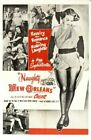 NAUGHTY NEW ORLEANS 03 VINTAGE B-MOVIE REPRODUCTION ART PRINT A4 A3 A2 A1