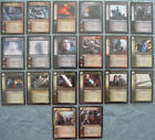 Lord of the Rings TCG Mines of Moria Rare Cards Part 2/2 (CCG LOTR)
