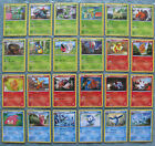 Pokemon TCG B&W Dark Explorers Holo, Rare, Uncommon & Common Cards [Part 1/4]