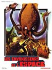 YOG MONSTER FROM SPACE 03 B-MOVIE REPRODUCTION ART PRINT A4 A3 A2 A1
