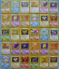 Pokemon TCG Fossil Set Holos and Rare Cards (CCG)
