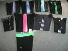 Adidas Womens Sport Capri Pants, All styles and sizes,polystr/spandex,MSRP$32-45