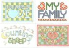 Assorted O'SCRAP LITTLE HEADERS Choice BABY GRANDMA FAMILY&more CARDS SCRAPBOOKS