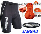 CYCLING SHORTS,(Jaggad) PADDED, WICKING,LIGHTWEIGHT,PROVEN DURABILITY ALL YEAR