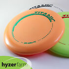 DGA PROLINE TITANIC *choose your weight & color* disc golf putter Hyzer Farm