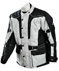 TUFF GEAR MOTORCYCLE TEXTILE JACKET ALL WEATHER SIZE - S-3XL