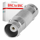 4 Pack BNC TO BNC FEMALE CONNECTORS INLINE COUPLER CCTV CABLE various quantities