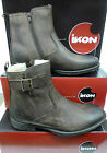 """Ikon Gents Warm Lined Zipped Ankle Boots """"GAMMA"""""""