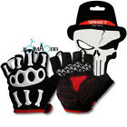 Cycling Bike Bicycle Silicone half finger gloves Size M-XL free shipping