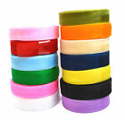 22 MTR'S Of Sheer Organza Ribbon - 20mm width...Various Colours