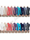 Ladies Body Womens Bodysuit Top Leotard Polo Thong String Back New