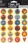 PEBBLES Assorted CARDSTOCK STICKER Sheets Choice FAMILY SCHOOL WEDDING and MORE