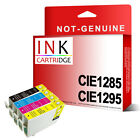 Ink Cartridges Replace For SX130 SX235W SX230 SX535WD Inkjet Printers 1285 1295