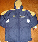 St. Louis Rams Team NFL Winter Youth Hooded  Parka Jacket  NWT