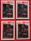 ISIAH THOMAS (ISAIAH) Detroit Pistons Basketball NBA ZEKE IU 1989 Fleer Card Qty on eBay