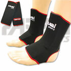 Farabi Sports Eva Gel Padded ankle Supports Pullover Black