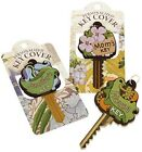 Personalised Key Covers Ladies and Mens Names M - P From History & Heraldry
