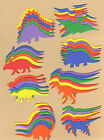 Your choice of colors on Dinosaurs Sets Die Cuts - AccuCut