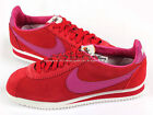Nike Classic Cortez SE VTG Gym Red/Rave Pink-Sail Retro Casual Suede 532486-660