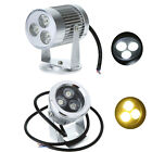 3W 90-265V LED Light Counter Spotlight/ 9W 12V Underwater LED Fountain Light