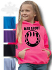 HORSE RIDING HOODIE ALL kid's SIZE Equestrian MAD ABOUT