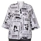 A Personal Touch Blouse NWT Plus 1X-3X Women's Shirt