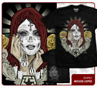 Tribal Gear Black T-Shirt MOUSE Lopez - GYPSY