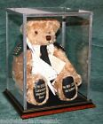 "TEDDY BEAR / DOLL 11"" HIGH - GLASS DISPLAY CASE ONLY"