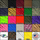550 paracord parachute Mil Spec Type III 7 Strand - 1000ft spool-Free Shipping