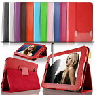 """4 Color Leather Stand Case Cover For Samsung Galaxy Tab 2 P3100 P3110 P6200 7.0"""""""