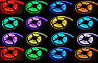 New 5M 3528 SMD 300 LED Strip Lighting 12V DIY Party Clubs Deco 6 Colours Flexi