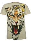 "LORD BALTIMORE Herren TShirt ""TIGER"" in weiß by Audigier *NEU*"