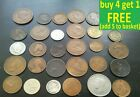 British & World Coins Choice Pick Your Own (6F)