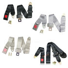 Auto Adjust Shoulder Seatbelt 2/3 POINT Car Truck Seat Belt Lap Safety Universal