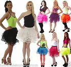 NEON TUTU   80,s FANCY DRESS