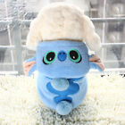 Small  Blue Dog Fur Winter Jacket Warm Puppy Coat Clothing Apparel  Size S M L