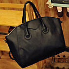 Lady Celebrity Vintage Shoulder Messenger Bag Big Handbag Tote Satchel Freeship