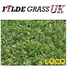 Thick Artificial Grass 2m / 4m Wide Quality Lawn Turf Fake Plastic GREEN Garden