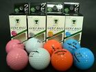 JAPAN BRAND ROSSO B 42MM 45G GOLF BALL 4 COLOR TWO-LAYER BALL X2PCS HIGH QUALITY