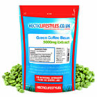 Pure Green Coffee Bean Extract 5000mg capsules from Hectic Lifestyles
