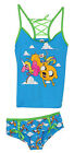 Adventure Time With Finn And & Jake Cami Tank Top Panty Set Of 2 Pajamas Pjs NWT