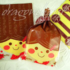 Novelty Packaging Bag Food Lunch Sandwich Cookie Sweet Bakery Party Gift Wrap