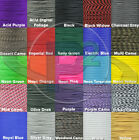 New 425 Tactical Cord 3mm Parachute Cord DIY Craft Bracelet 50' & 100' Lengths