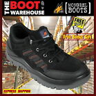 Mongrel Boots 220080, Steel Toe Safety, Brand New, Black Hiker, Work Shoes.