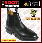 Mongrel 805025 Non Safety, Brand New, Extra Comfort, Black, Work or Riding Boots
