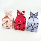 New Butterfly Happiness Style Wedding Favour Party Gift Box 3 Colors Choice
