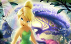 Tinker Bell - Edible Icing Image - Birthday Cake Topper Decoration