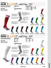 MACRON RAYON MATCH QUALITY SOCKS  --  Various colours & sizes to choose
