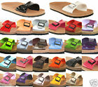 WOMENS BIRKENSTOCK RELAX 100 SUMMER MOULDED FOOTBED SANDALS SHOES SIZE 3-9 NEW