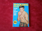 Boxing News Annuals from 1953-1985, your choice Free postage